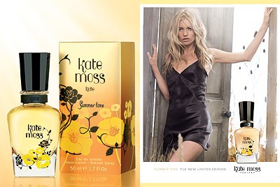 Духи Kate Moss Summer Time, 2009